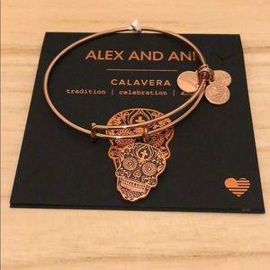 Alex and Ani Calavera